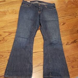 Abercrombie & Fitch EUC 12R Bootcut Jeans